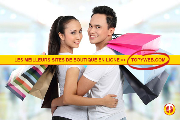 Top 10 des sites de boutique