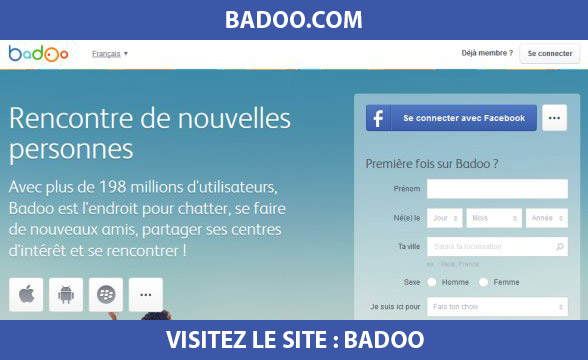 Site re rencontre badoo