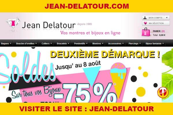 Site internet : Jean-delatour