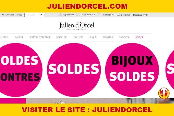 Site internet : Juliendorcel
