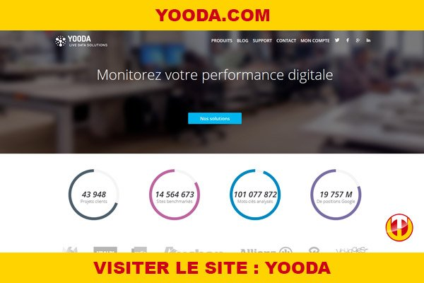 Site internet : Yooda