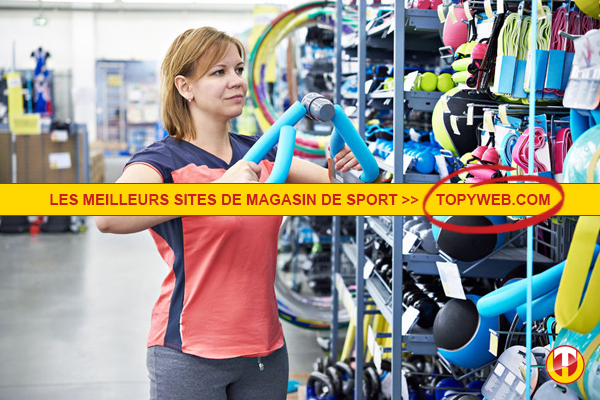 Top 10 des sites de magasin de sport