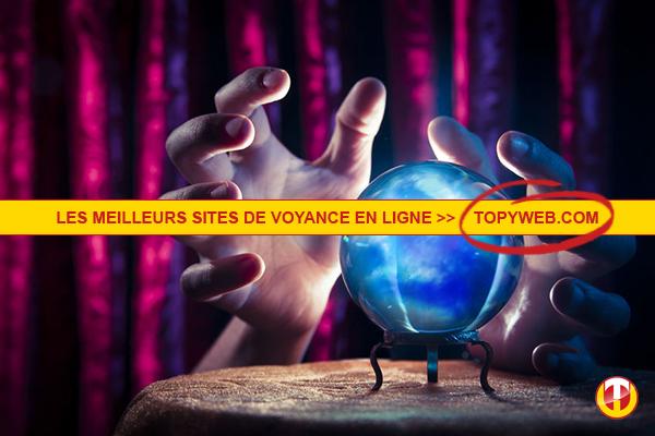 Top 10 des sites de voyance en ligne